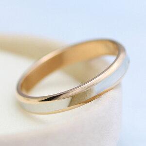 メンズリング結婚指輪マリッジリングペアリングプラチナゴールド【_包装】