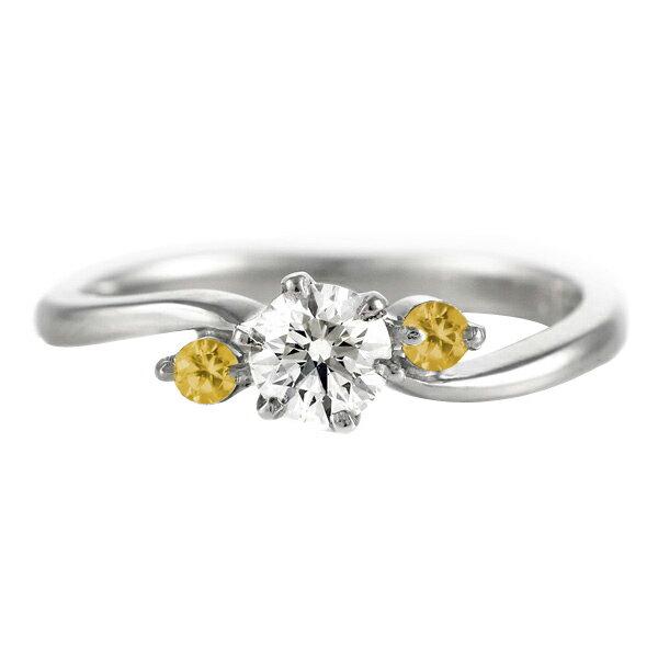 ブライダルジュエリー・アクセサリー, 婚約指輪・エンゲージリング  0.4ct 11