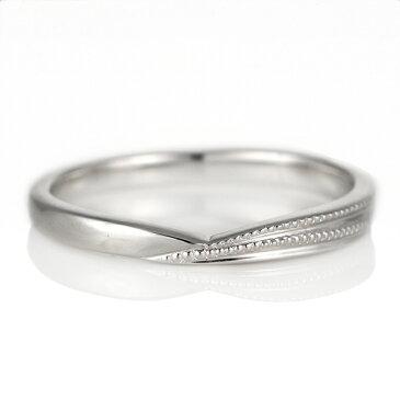 結婚指輪 プラチナ マリッジリング メンズ【楽ギフ_包装】