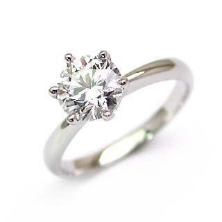 ダイヤモンド リング プラチナ ダイヤモンドリング 婚約指輪 エンゲージリング  0.2ct D VVS2 EX 鑑定書付 ラッピング無料【楽ギフ_包装】 【DEAL】