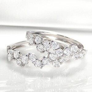 【1.0ct】ダイヤモンド中折れピアス