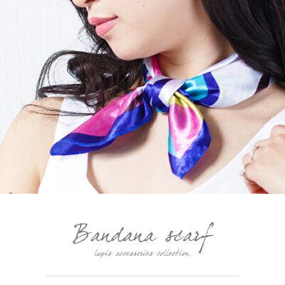 バンダナスカーフ