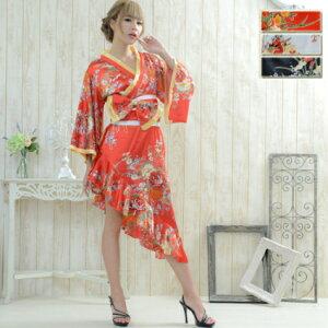 Yukata Kleid Adult Kimono Japanischer Stil Oiran Cosplay Yosakoi Kostüm Yukata Kleid Juwel Juwel Kimono Kleid Asime