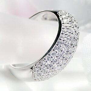pt900【1.0ct】ダイヤモンドパヴェリング