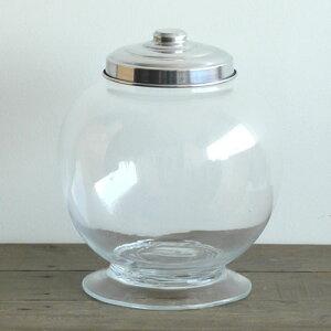懐かしい昭和のデザインが新しいレトロなガラスビン。【送料無料】八寸地球瓶(幅27cm)【ガラ...