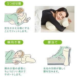NIXEARTHまくら昭和西川うつ伏せ寝横向き寝低反発ウレタン