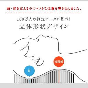 みんまくプレミアムminmakuPREMIUMみんなのまくら100万人のデータ平均スタンダードじぶんまくら枕まくらマクラピロー頸椎やわらかめ固めもっと固め43×70cm首頸椎首筋【02P03Dec16】