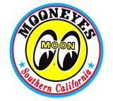 ムーンアイズ ステッカー アメリカン 車 バイク おしゃれ かっこいい カーステッカー アメ車 ホットロッド MOONEYES Southern California 【メール便OK】_SC-DM226-MON