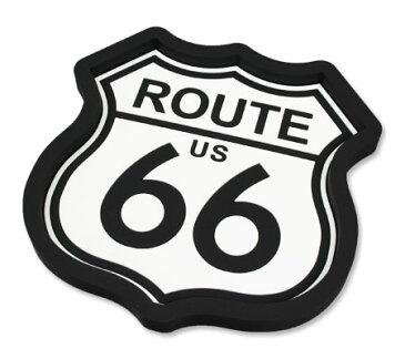 ルート66 トレー ラバートレー 小物入れ おしゃれ 便利 収納 卓上 アメリカ アメリカン雑貨 ROUTE66 【メール便OK】_SR-146573-SHO
