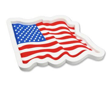 トレー ラバートレー 小物入れ おしゃれ 便利 収納 卓上 アメリカ アメリカン雑貨 アメリカンフラッグ アメリカ国旗 【メール便OK】_SR-146597-SHO