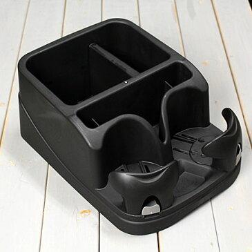 コンソール コンソールボックス 車内 収納 ドリンクホルダー 小物入れ カー用品 カーアクセサリー アメリカ ブラック_CA-IGSCBK-MON