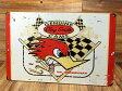 クレイスミス サインプレート アンティーク 看板 サインボード ガレージ Clay Smith VINTAGE BROWN アメリカ アメリカン雑貨_SP-CSA710-MON