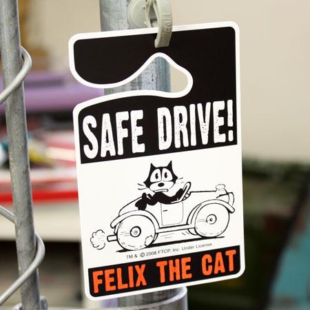 アクセサリー, その他  FELIX THE CAT SAFE DRIVE OKPP-KGAZF348D-MON