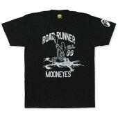 ロードランナーTシャツRunsFastブラック