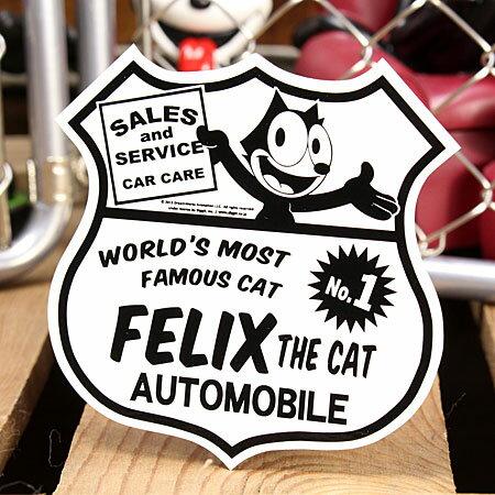 外装・エアロパーツ, ステッカー・デカール  FELIX THE CAT AUTO OKSC-KGAZF422C-MON