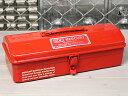 RoomClip商品情報 - マーキュリー ツールボックス おしゃれ 工具箱 アウトドア 車 MERCURY アメリカ アメリカン雑貨 レッド_MC-MEMJTBRD-MCR