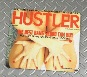 HUSTLER(ハスラー) マウスパッド おしゃれ セクシー 面白い 布製 おっぱい アメリカ アメリカン雑貨 JUN2000 【メール便OK】_SN-HDC10006-DGT