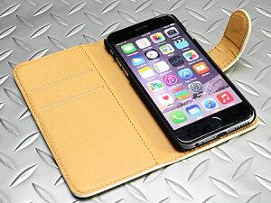 ムーンアイズiPhone6ケース(カバー)MOONEYES手帳型の中身