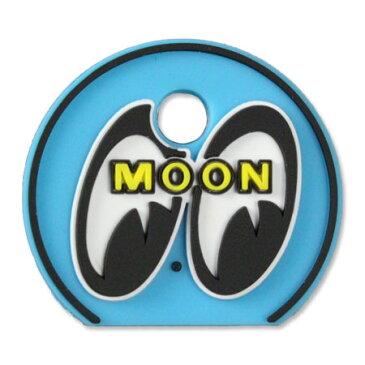 ムーンアイズ キーカバー キーキャップ MOONEYES アイボール ライトブルー 【メール便OK】_KH-MG674LB-MON
