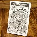 本・漫画・雑誌通販専門店ランキング20位 ラットフィンク コミック エド・ロスコミック Rat Fink アワーギャング 【メール便OK】_B...
