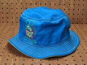 ラットフィンク(RATFINK)ツイルクラッシャーハット(帽子)ブルー1