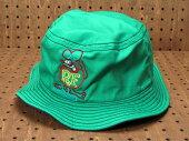 ラットフィンク(RATFINK)ツイルクラッシャーハット(帽子)グリーン1