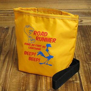 ロードランナー バッグ 車 カーアクセサリー カー用品 収納 小物入れ イエロー 【メール便OK】_BG-RR039YE-MON