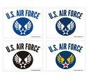 ミリタリー ステッカー US AIR FORCE アメリカ空軍 世田谷ベ...