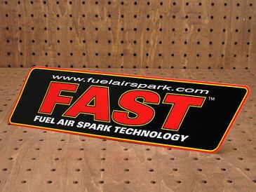ステッカー 車 アメリカン おしゃれ バイク ヘルメット かっこいい カーステッカー FAST FUEL AIR SPARK TECHNOLOGY 【メール便OK】_SC-L865-SXW