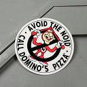 ステッカー ドミノピザ ノイド 車 バイク アメリカン かっこいい カーステッカー キャラクター DOMINO'S PIZZA 【メール便OK】_SC-MS094-FEE
