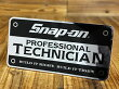 ���ʥåץ����Snap-on�˥��ƥå���/PROFESSIONALTECHNICIAN