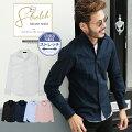 【メンズ】イタリアンカラーがおしゃれなシャツ、秋に着こなしたいのは?