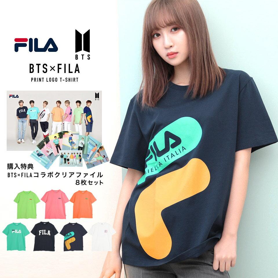 トップス, Tシャツ・カットソー FILA BTS t FILA()BTS() TT T