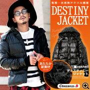 ジャケット ブルゾン ジャンパー アウター ファッション ネイビー
