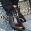 【送料無料】◆チャッカーレインブーツ◆レイン ブーツ メンズ ショート レインシューズ 梅雨 雨 雪 防水 雨靴 おしゃれ ラバーブーツ シューズ チャッカブーツ 靴 カジュアル 黒