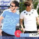 ◆roshell(ロシェル)ピグメントプリント半袖Tシャツ◆Tシャツ ...