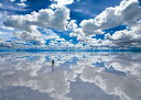 EPO-21-514 風景 ウユニ塩湖−ボリビア 3000ピ