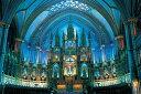 EPO-23-562 風景 青光のノートルダム大聖堂-カナダ