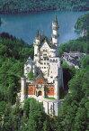 EPO-25-159 風景 ノイシュバンシュタイン城-ドイツ 300ピース ジグソーパズル 【あす楽】 パズル Puzzle ギフト 誕生日 プレゼント