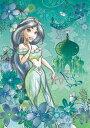 EPO-72-004 ディズニー Jasmine(ジャスミン) -exotic emerald- (アラジン) 108ピース ジグソーパズル エポック社 【あす楽】 パズル デコレーション パズデコ