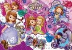 TEN-DC60-085 ディズニー プリンセス・ソフィアとなかまたち 60ピース チャイルドパズル パズル Puzzle 子供用 幼児 知育玩具 知育パズル 知育 ギフト 誕生日 プレゼント 誕生日プレゼント