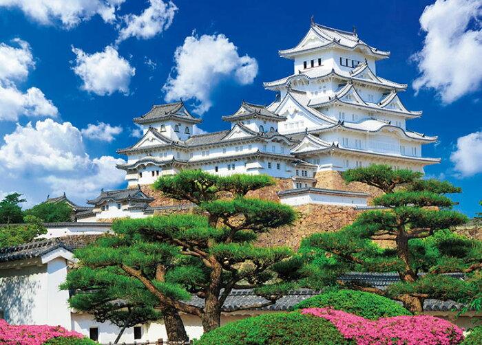 BEV-66-119 風景 姫路城 600ピース ジグソーパズル パズル Puzzle ギフト 誕生日 プレゼント 誕生日プレゼント