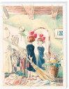 EPO-79-129s ホラグチカヨ クリスマスケーキの飾りは想いも添えて 300ピース ジグソーパズル エポック社 【あす楽】 [CP-HO] パズル Puzzle ギフト 誕生日 プレゼント