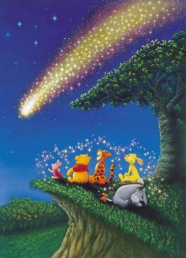 TEN-D300-704 ディズニー プーさんのきらきら星 (くまのプーさん) 300ピース ジグソーパズル パズル Puzzle ギフト 誕生日 プレゼント 誕生日プレゼント