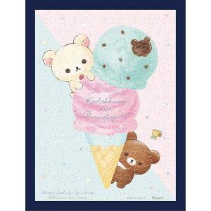 ENS-MA-37 Rilakkuma स्ट्राबेरी और चॉकलेट टकसाल 150 टुकड़ा आरा पहेली पहेली उपहार जन्मदिन का उपहार जन्मदिन का उपहार