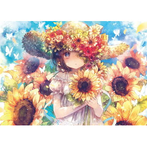 EPO-03-060 Onineko Sunflower Story 108 шт. Головоломки головоломки подарок на день рождения
