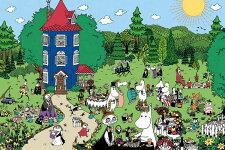 YAM-10-1348ムーミンムーミンハウスへようこそ!1000ピース●予約ジグソーパズルパズルPuzzleギフト誕生日プレゼント