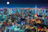 BEV-S62-524風景東京夜景2000ピース●予約ジグソーパズルパズルPuzzleギフト誕生日プレゼント誕生日プレゼント
