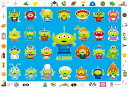 TEN-DC60-154 ディズニー なりきりエイリアン (トイ・ストーリー)  60ピース チャイルドパズル パズル Puzzle 子供用 幼児 知育玩具 知育パズル 知育 ギフト 誕生日 プレゼント 誕生日プレゼント