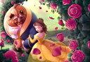 TEN-D1000-060 ディズニー 薔薇の小径 (美女と野獣) 1000ピース ジグソーパズル パズル Puzzle ギフト 誕生日 プレゼント 誕生日プレゼント